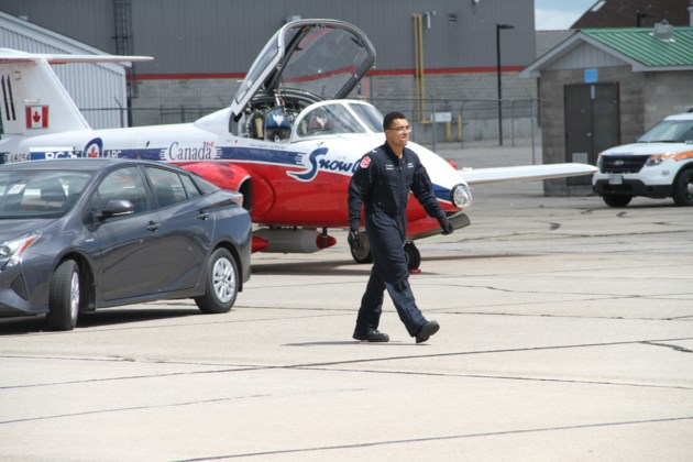 Pilots eager to perform for Armed Forces Day