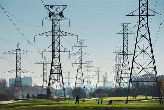 hydro towers 2016