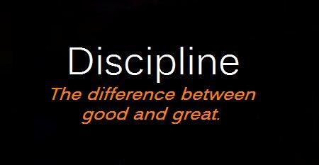 Discipline-1