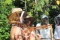 Feeling the buzz of beekeeping