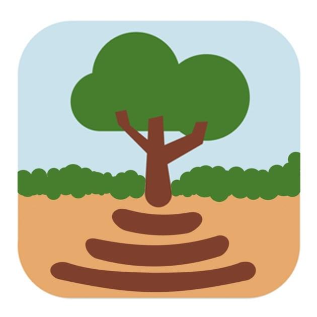 Forest Talk Radio logo