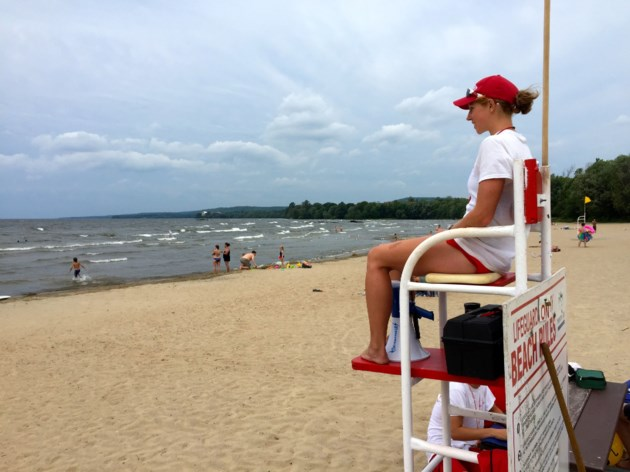 Lifeguards a key to safety at the beach - BayToday.ca