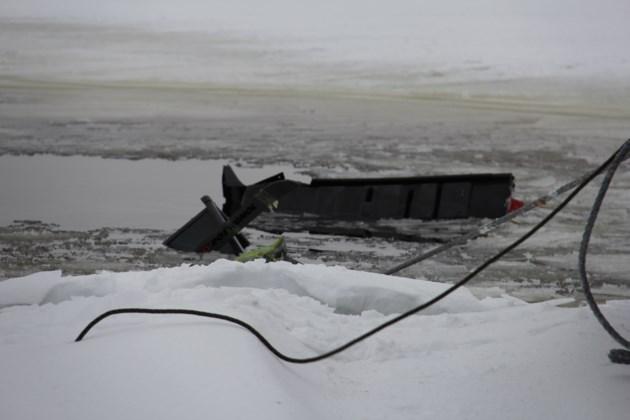 snowmobile government dock 2 turl 2016