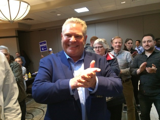 doug ford jr 2017
