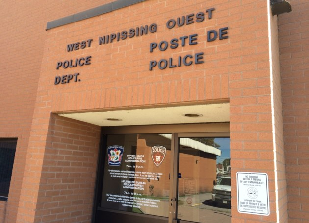 2015 10 16 West nipissing police building turl
