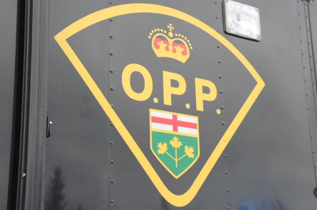 2015 11 30 OPP logo on truck turl north bay