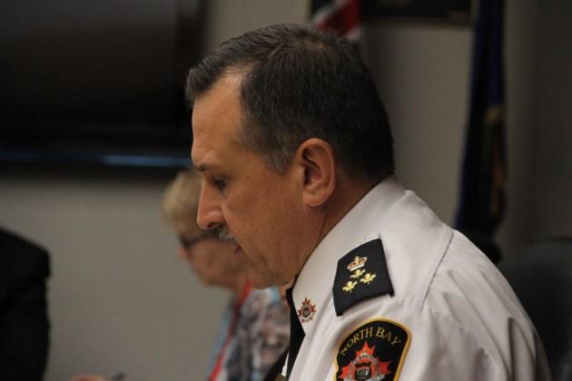 chief scott tod board