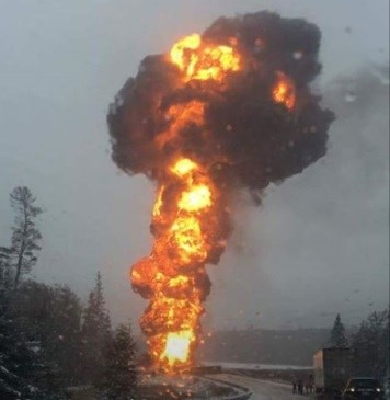 UPDATED: Transports collide near Marten River, Highway 11 ...