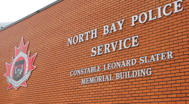 north bay police building logo and slater sign turl 2017