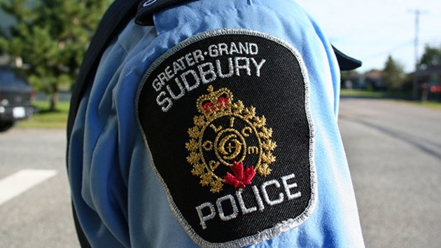 sudbury police badge
