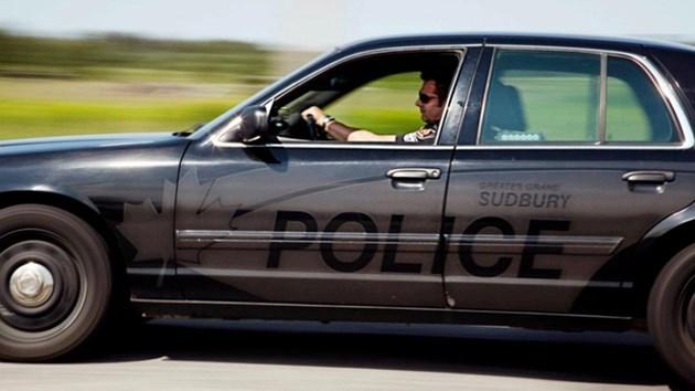 sudbury police cruiser 2017