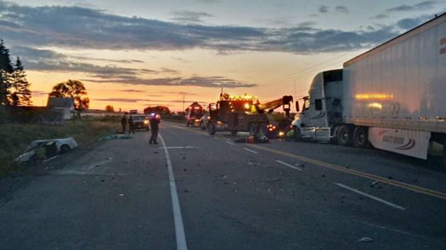 verner highway 17 collision 2017