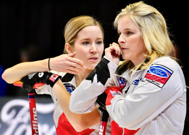 Team Canada advances to finals of 2018 Women's World Curling Championships