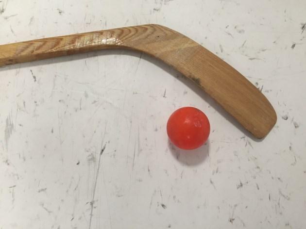 ball hockey photo