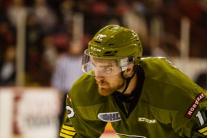 Battalion vet heads to the AHL