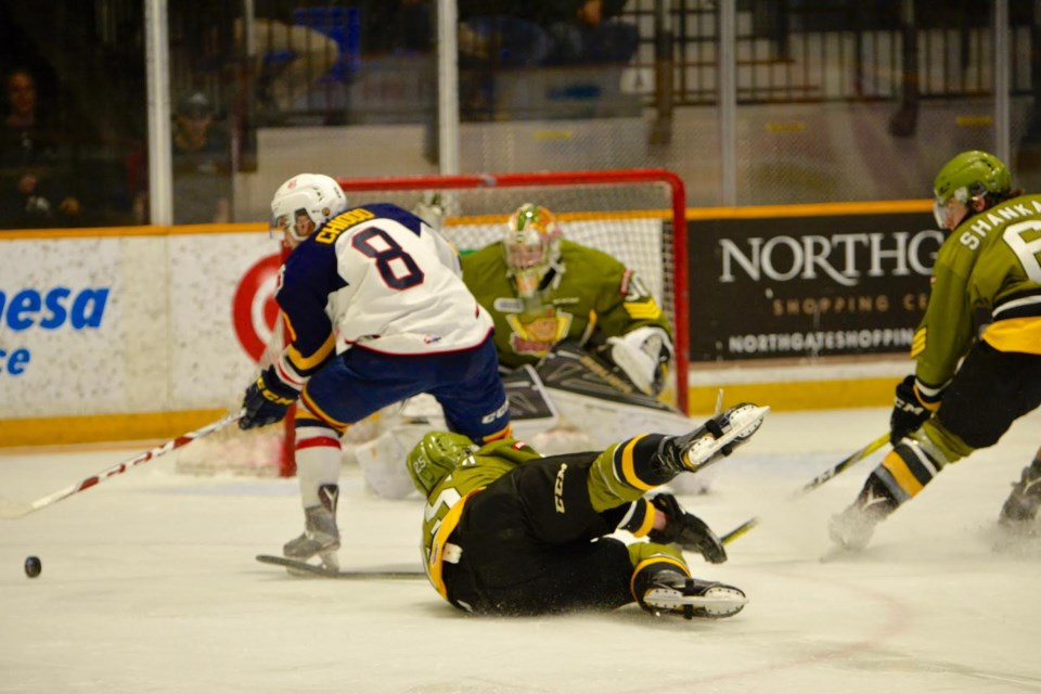 8 days until the Barrie Colts Home Opener! (Lucas Chiodo) #OHL