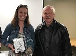 brennan hillary award