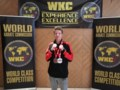 Daly Stevens earns two silvers at World Karate and Kickboxing Commission National Championships