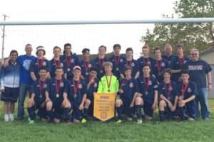 Junior Wildcats continue dream season with NOSSA Gold