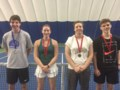 Widdifield qualifies four OFSAA tennis players