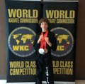 Daly Stevens capture a silver and two bronze medals at Karate Nationals.