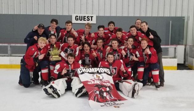 Major Midget Aaa Trappers Win At Ottawa Showcase Tournament