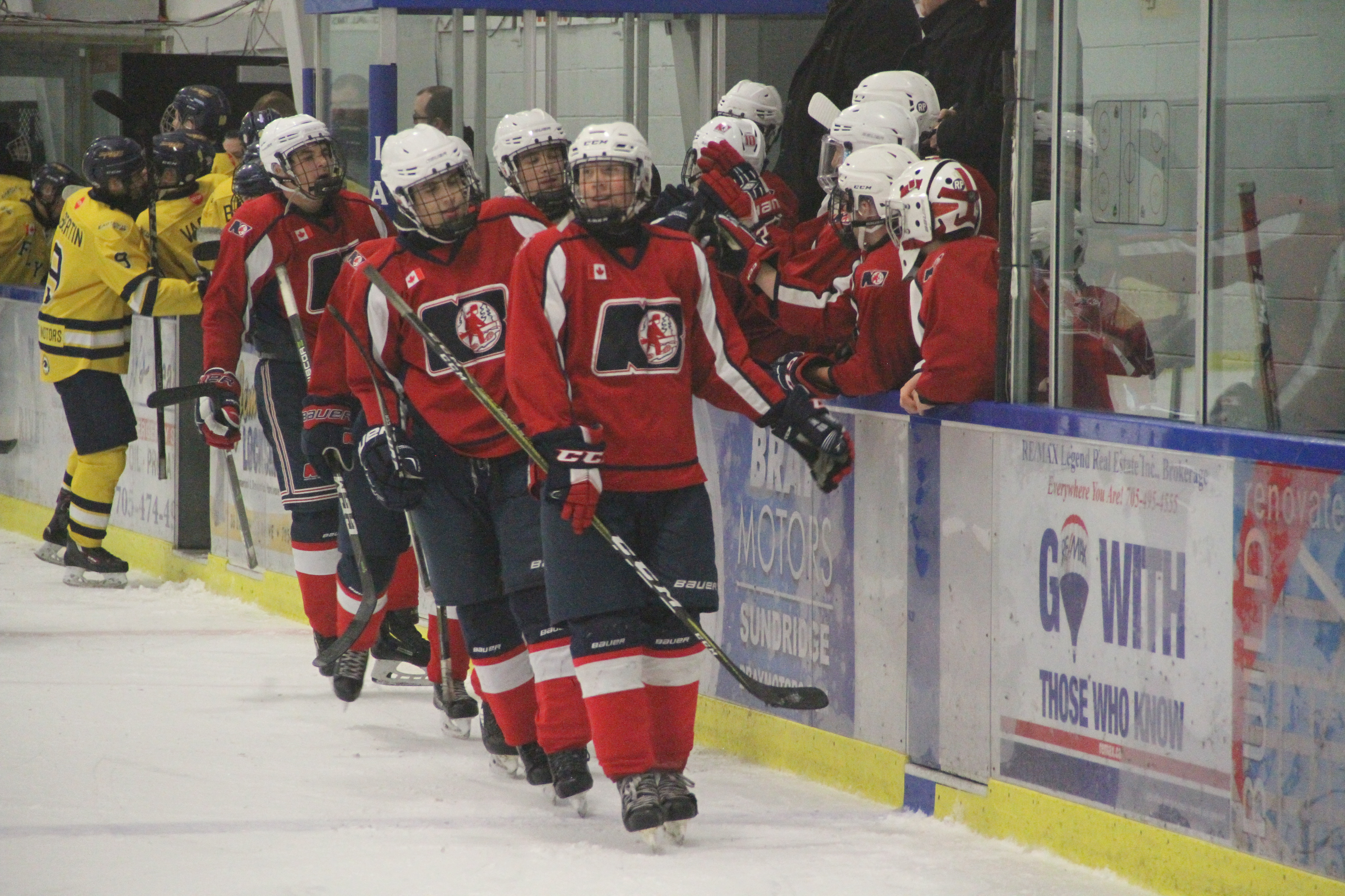 Trappers dominating the Great North Midget League - BayToday.ca