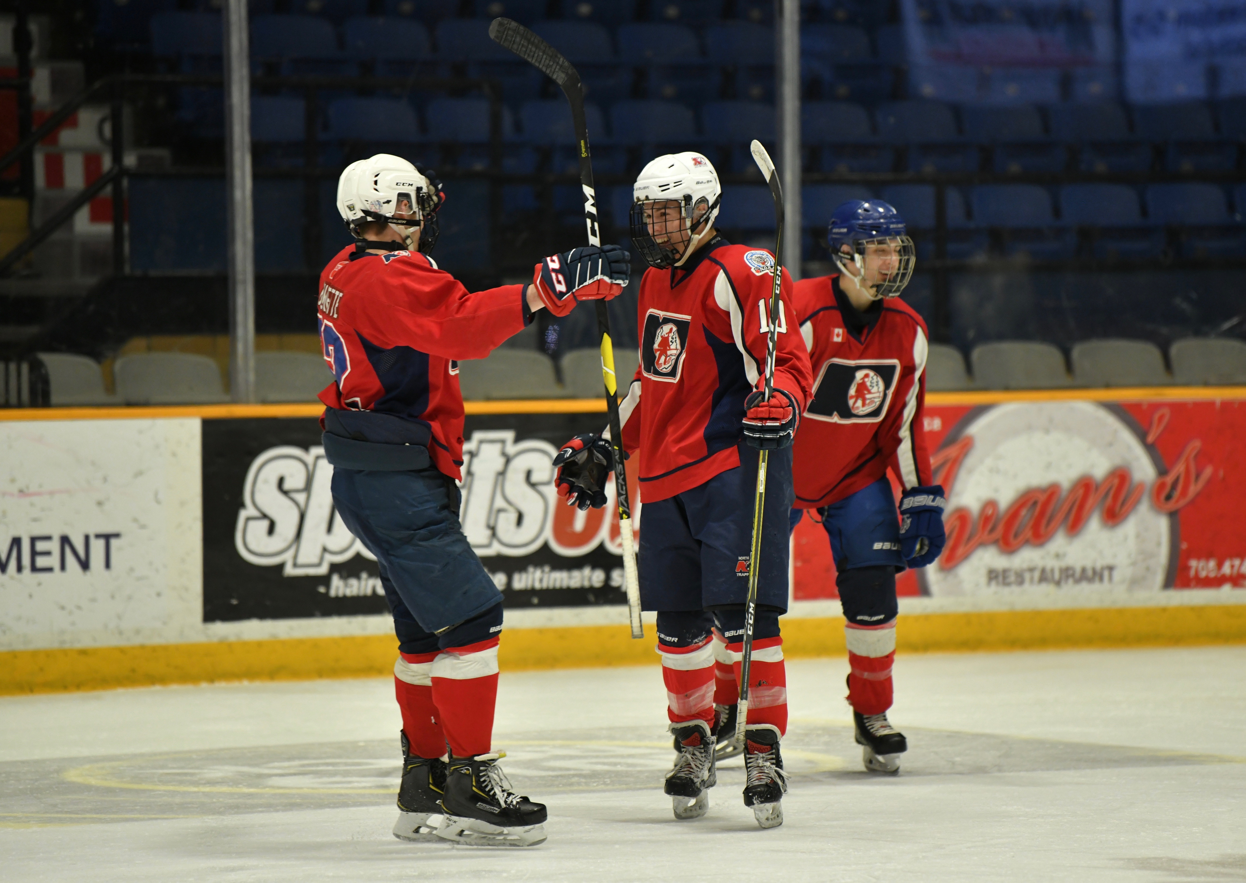 Midget Trappers prepare for tough road at the Central ...