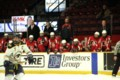 Flyers edge Trappers in OT