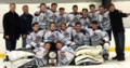 North Bay Bantam Major AA Trappers golden in Buffalo