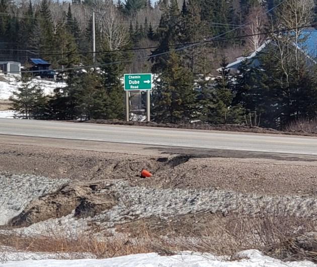highway 17 hazard