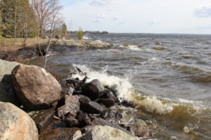 <b>Flood Watch issued for Callander and North Bay Lake Nipissing shorelines</b>