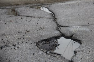 City's pothole czar hints we may be in for a bumpy spring