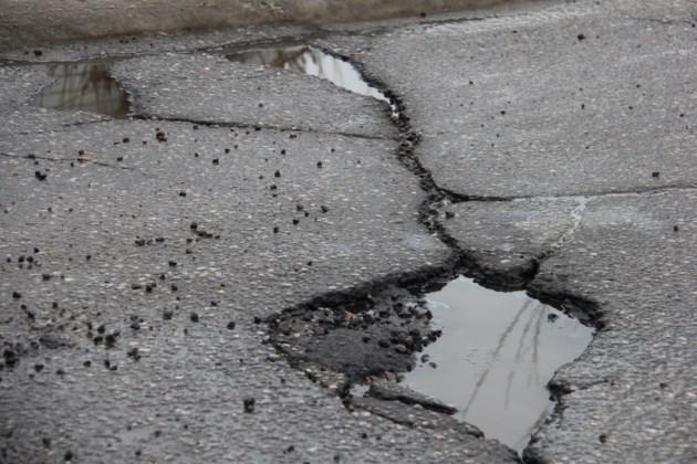 pothole  turl 2016