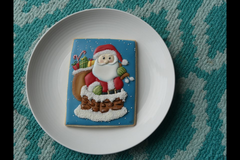 New In Town Bradford Cookie Artist Explains How To Ice The Perfect