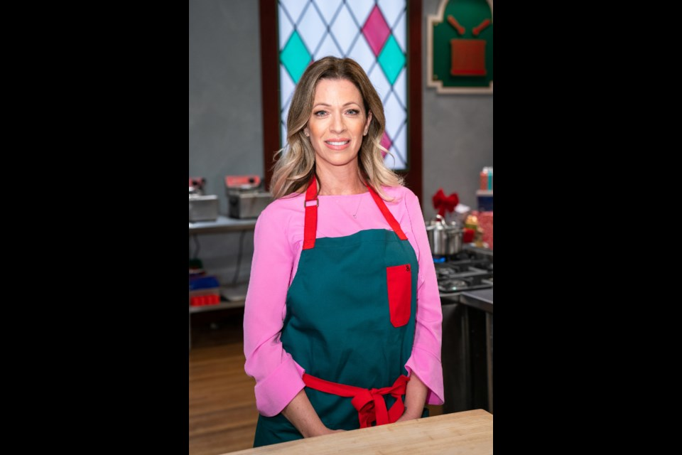 Meet The Reigning Canadian Christmas Cookie Queen Barrietoday Com