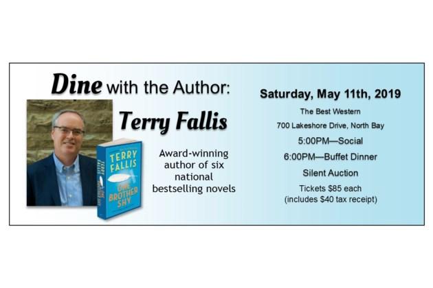 Terry Fallis header
