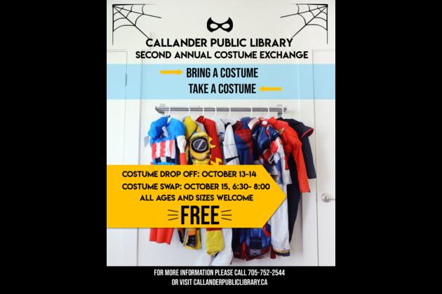 Costume Exchange