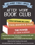 After Work Book Club