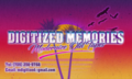 Digitized Memories Card Front Birds