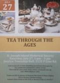 Tea Through The Ages