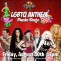 Music Bingo LGBTQ