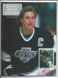 Beckett Monthly Gretzky  Issue 1 1990