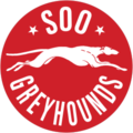 Soo Greyhounds logo