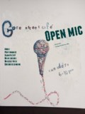 open mic gore street cafe
