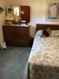 Bed & Dresser