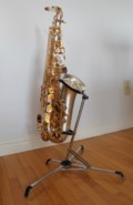 A. Sax stand