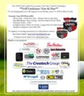Golf tickets- Ad to Post (Sponsors 6.7)