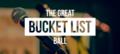 Bucket List Ball Graphic