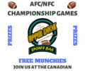 AFC_NFC CHAMPIONSHIP GAMES